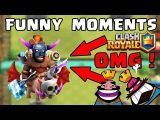 Clash Royale Funny Moments &amp Glitches &amp Fails and Trolls Clash Royale Montage #21
