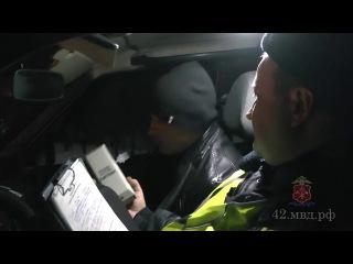 В Новокузнецке сотрудники ГИБДД стреляли, чтобы остановить пьяного водителя