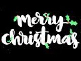 Merry Christmas Typo Animation  AF Templates  videohive