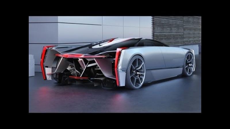 Cadillac Estill By Ondrej Jirec