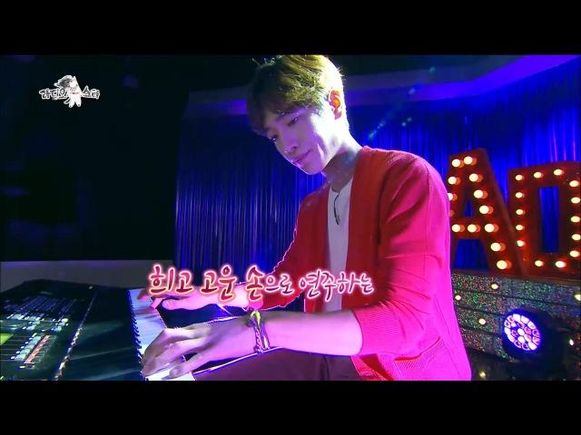 【TVPP】Seo Kang Jun – 'River Flows In You', 서강준 – 잘생긴 피아노 연주 @Radio Star