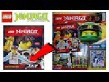 New Lego Ninjago 2018 Magazine Revealed With Jay Minifigure !!!!