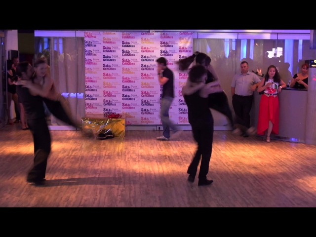 Танцевальный квартет