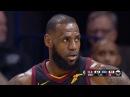 Cleveland Cavaliers vs OKC Thunder - 1st Half Highlights   February 13, 2018   2017-18 NBA Season