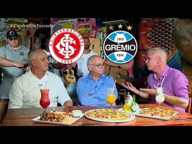 Entrevista com Presidentes da dupla Gre Nal Botequim do Maurício 10 03