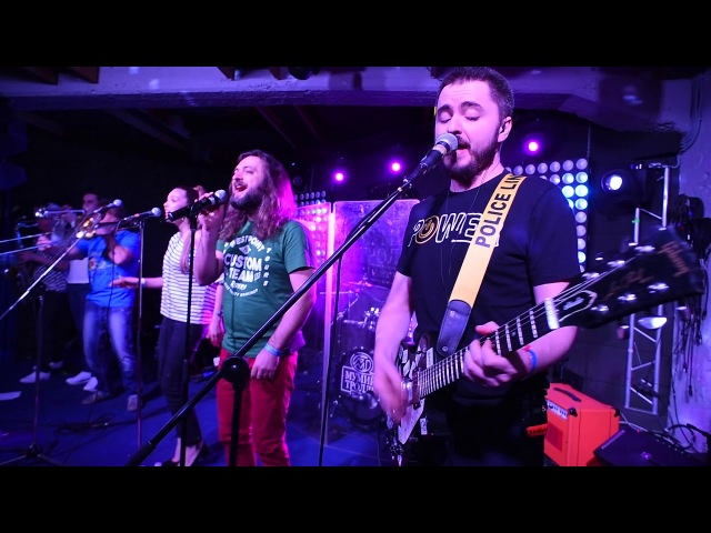 Leonid Friends at Mumiy Troll music bar March 02 2018