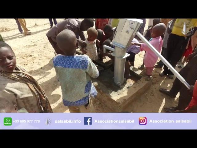 Колодец Сальсабиль N°754 Ингушетия Нигер 12:2017
