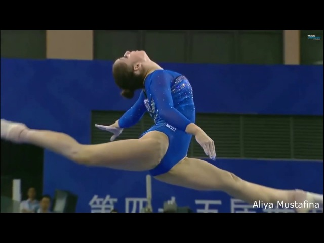 40 Switch Ring Leaps on Beam