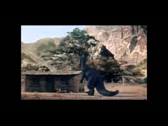 Jurassic June 8 The Beast Of Hollow Mountain (1956)