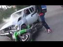Подборка аварий, дтп, жесть на дороге