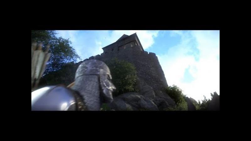 Kingdom Come Deliverance прохождение 3. Побег в Тальмберг.