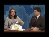 Tina Fey Endorses Anti Hate Cake, Jimmy Fallon, Seth Meyers Do Forefathers