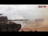 وحدات من الجيش تتقدم باتجاه مطار أبو الضهور