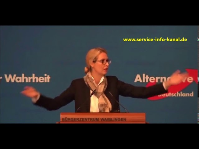 Alice Weidel AFD: Bei Slomka kam ich mir vor wie in Nordkorea! ALLES VERLOGEN OHNE ENDE!