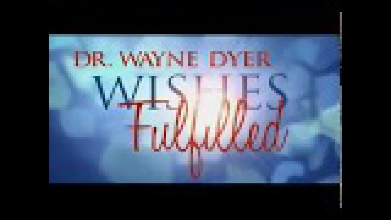 Dr. Wayne Dyer: The Law Of Attraction For Money Manifestation Motivation Coaching Success Stories