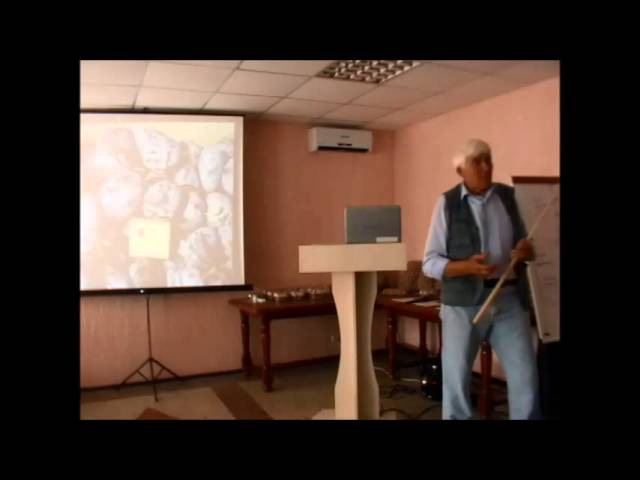 Об использовании почвы в междурядье орехового сада