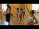 Индийский танец. Александра Скрипина
