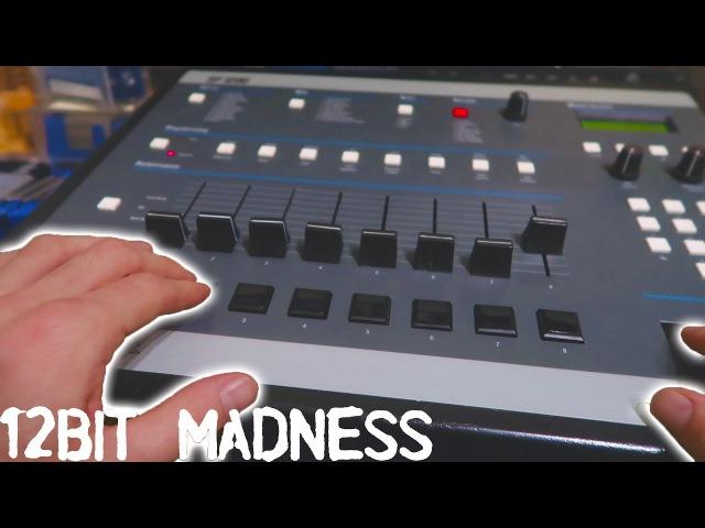 E-mu SP1200 Boom Bap Routine | Chief Rugged's 12Bit Madness 8