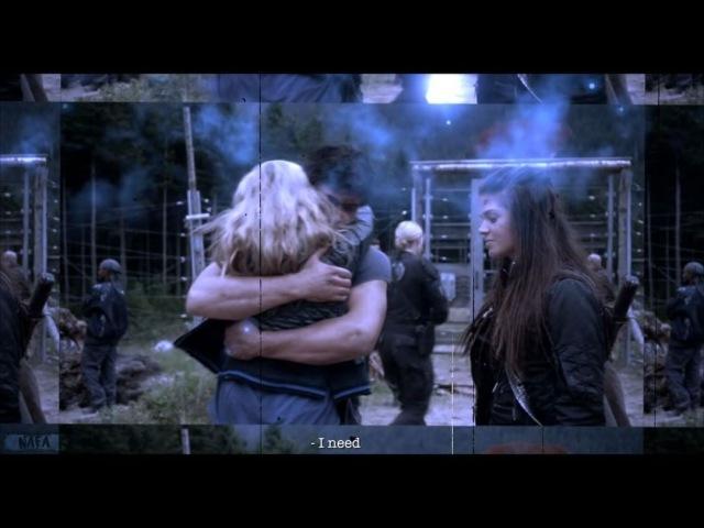 Bellarke (Bellamy and Clarke)