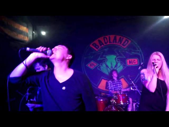 SKRIN Ожидание Live клип 16 06 2017 Rostov Badland bar
