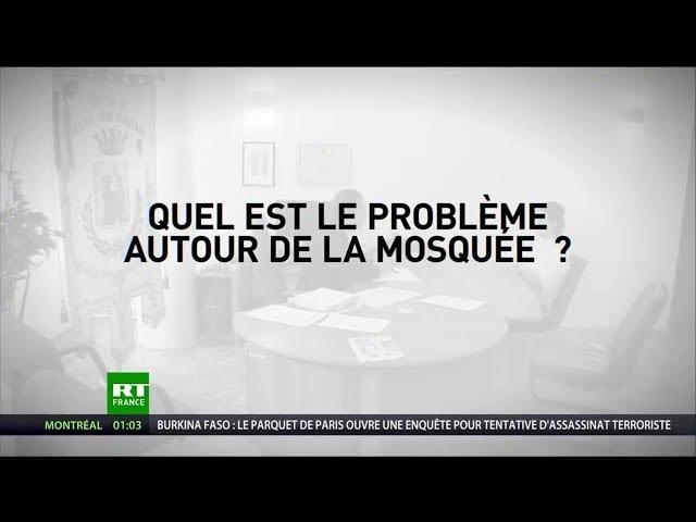 Un maire italien s'est «débarrassé» des migrants empêché la construction d'une mosquée (RT,3/3/18)