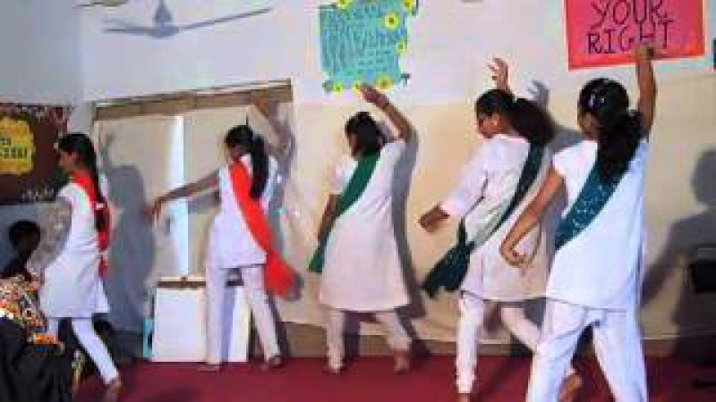 RTI JANANE KA HAQ SONG VIDEO BY CHILDREN OF TRIPADA DAY SCHOOL AHMEDABAD