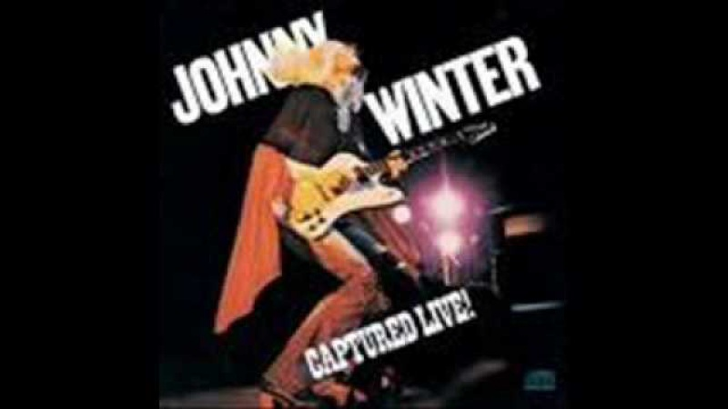 Johnny Winter Bony moronie