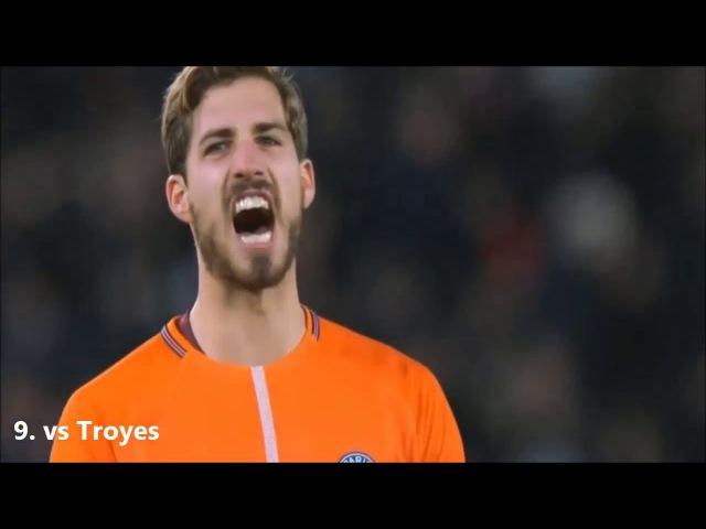Neymar JR ● Все 15 целей в 15 играх для PSG ● Ligue 1 Season 2017 18 видео Neymar JR ● Vse 15 tseley v 15 igrakh dlya PSG ● Ligue 1 Season 2017 18 video
