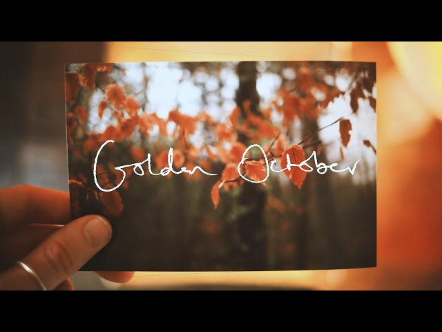 All the Luck in the World - Golden October (Official Music Video)