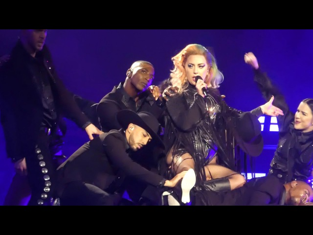 Poker Face Perfect Illusion Lady Gaga@Wells Fargo Center Philadelphia 9 11 17