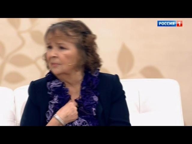 Судьба человека с Борисом Корчевниковым. Тамара Семина о разводе Мордюковой и Тихонова