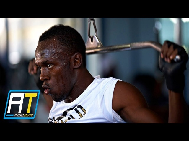 Usain Bolt Strength Conditioning Workout 2018 | Athletes Training