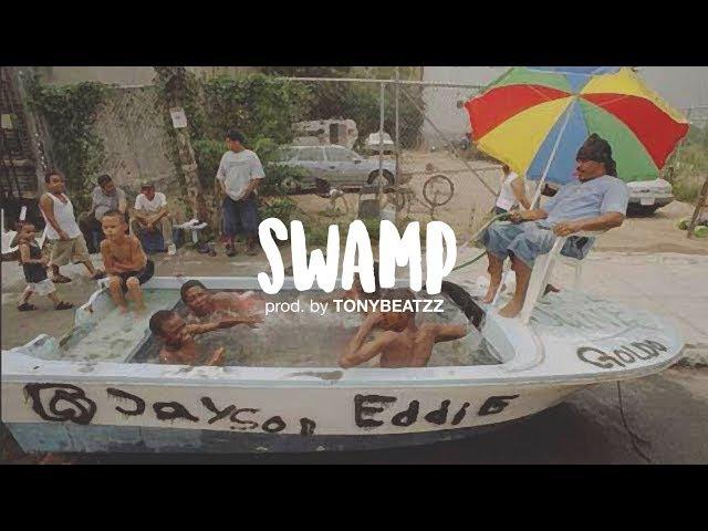 (free) raw old school 90s boom bap type beat x hip hop instrumental | 'Swamp' prod. by TONYBEATZZ