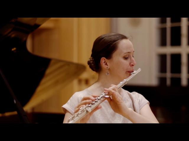 Cécile Chaminade/Сесиль Шаминад - Concertino/Концертино op. 107 - Duo du Rêve - Miyazawa flute