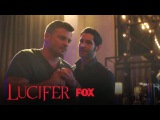 Pierce Bleeds Out After Hes Been Stabbed | Season 3 Ep. 12 | LUCIFER