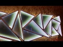 Infinity Mirror. L.E.D. Light installation. Световая инсталляция. Бесконечное зеркало.