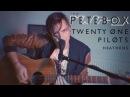 Twenty One Pilots Heathens Beatbox Loop Pedal Cover THePETEBOX
