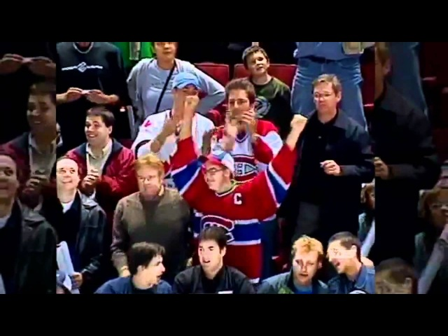 My First Goal: Tomas Plekanec 10/15/2005 [HD]