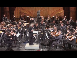 Henry Mancini - Pink Panter (симфонический оркестр Карелии)