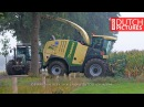 Mais hakselen 2017 | New Krone Big X 770 | W. Arts BV, Stevensbeek | Harvesting maize | Maisernte