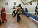 Танец живота под барабаны | Восточный танец под барабаны для начинающих