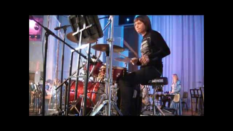 Smoke On The Water Live , SONOR SQ2 und Sergey Sheptunov