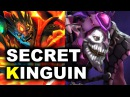 SECRET vs KINGUIN - Carry Dazzle - Perfect World Masters - Minor DOTA 2