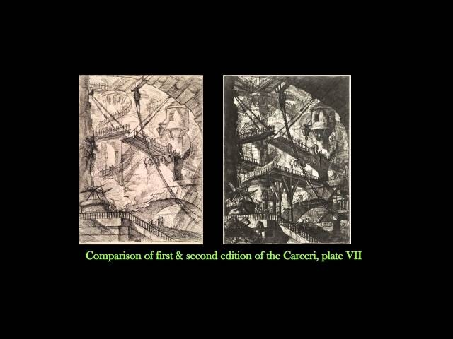 The Imaginary and Eternal Prisons of Piranesi: First Friday Film Lecture, by Dr. John Marciari