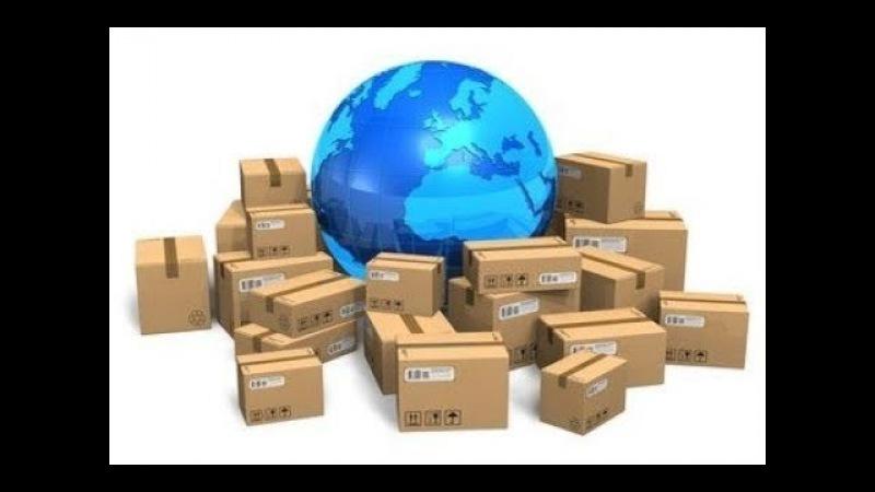 Доставка посылок по всему миру менее чем за сутки Как это сделано HD