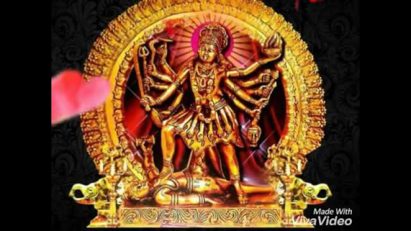 Badharakali ashttakam ~ maneesha santhosh