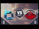 SWC2018-четверь финала-Obey Alliance vs Elevate-игра 1