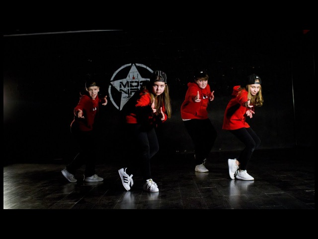 THE RANGERS SOUL MECHANIX - CALI KID | Hip-Hop | choreography by B-JAY