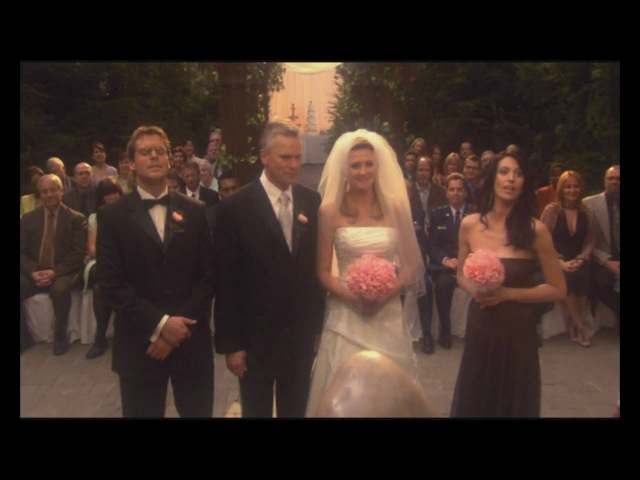 Stargate SG1 - The Wedding