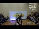 Larissa and Kadu - Warsaw Zouk Festival 2018 Saturday demo